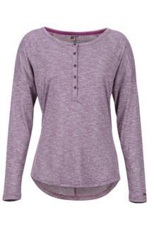 Women's Jayne LS Shirt, Vintage Violet, medium