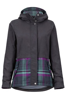 Women's Dakota Jacket, Dark Steel/Dark Steel, medium