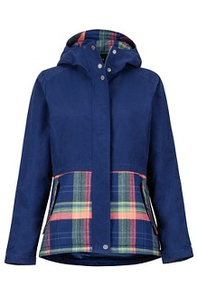 Women's Dakota Jacket, Arctic Navy/Arctic Navy, medium