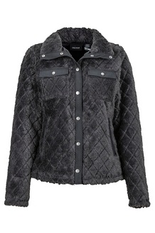 Women's Janna Jacket, Black, medium