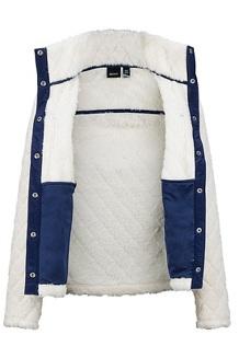 Women's Janna Jacket, Turtledove/Arctic Navy, medium