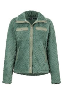 Women's Janna Jacket, Crocodile/Crocodile, medium