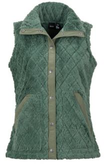 Women's Janna Vest, Crocodile/Crocodile, medium