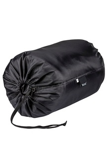 Small Stuff Sack, Black, medium
