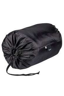 Large Stuff Sack, Black, medium