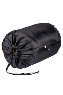 Medium Stuff Sack, Black, medium