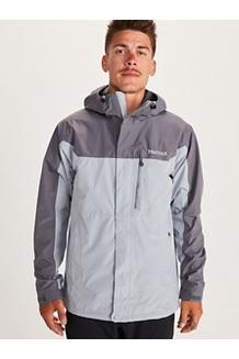 Men's Southridge Jacket, Sleet/Steel Onyx, medium