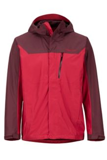 Southridge Jacket, Sienna Red/Burgundy, medium