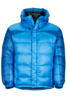 Greenland Baffled Jacket, Clear Blue/Dark Cerulean, medium
