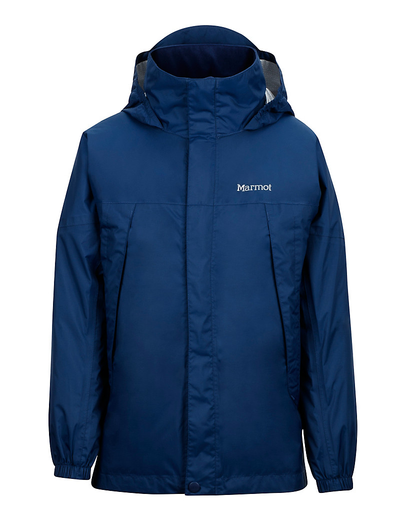 Boy's PreCip Jacket, Arctic Navy, large