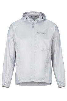 Trail Wind Hoody, Platinum, medium