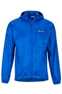 Trail Wind Hoody, Surf, medium
