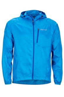 Trail Wind Hoody, French Blue, medium