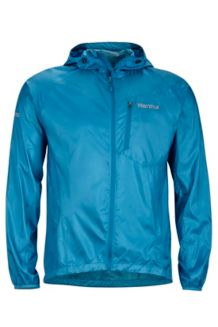Trail Wind Hoody, Slate Blue, medium