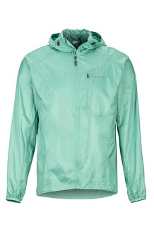 Trail Wind Hoody, Pond Green, medium
