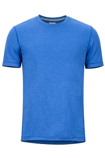 Men's Conveyor Short-Sleeve T-Shirt, Surf Heather, medium