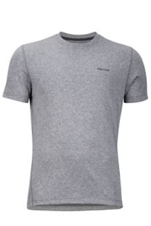 Conveyor SS Tee, Cinder Heather, medium