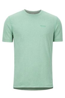 Conveyor SS Tee, Pond Green Heather, medium