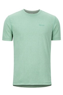 Men's Conveyor Short-Sleeve T-Shirt, Pond Green Heather, medium