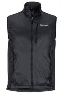 Ether DriClime Vest, Black, medium