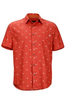 Notus SS, Retro Red, medium