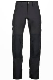 Highland Pant Long, Black, medium