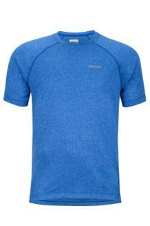 Accelerate SS Shirt, Surf Heather, medium