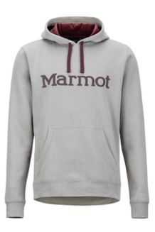 Marmot Hoody, Steel Heather, medium