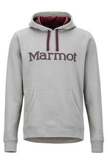 Marmot Hoody, Steel Heather, medium