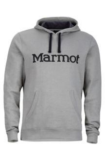 Marmot Hoody, True Steel Heather, medium