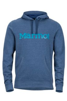 Marmot Hoody, New Vintage Navy Heather, medium