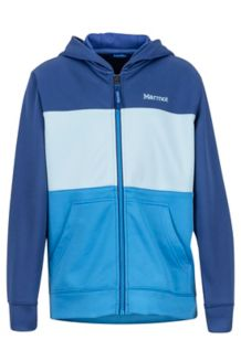 Boy's Rincon Hoody, Nightfall/Lakeside, medium