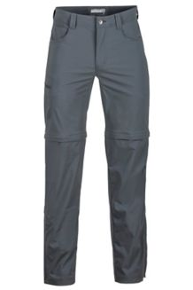 Transcend Convertible Pant S, Slate Grey, medium