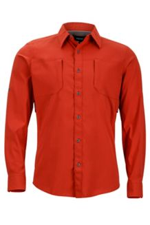 Trient LS, Retro Red, medium