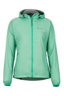 Women's Ether DriClime Hoody, Double Mint, medium