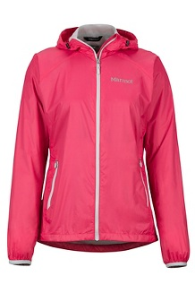Women's Ether DriClime Hoody, Disco Pink, medium