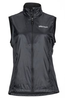 Wm's Ether DriClime Vest, Black, medium