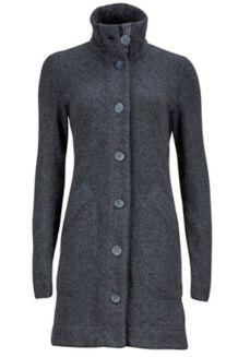 Wm's Maddie Sweater, Slate Grey Heather, medium