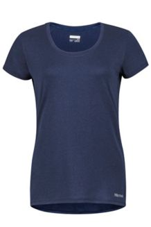 Wm's All Around Tee SS, Arctic Navy, medium