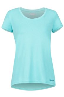 Women's All Around SS Tee, Skyrise, medium