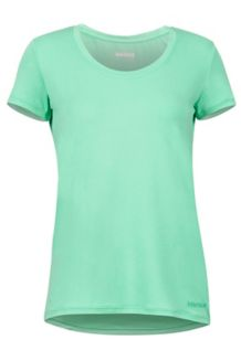 Women's All Around SS Tee, Double Mint, medium