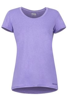 Women's All Around SS Tee, Paisley Purple, medium