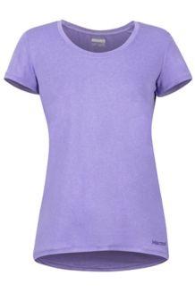 Women's All Around SS Tee, Paisley Purple, medium