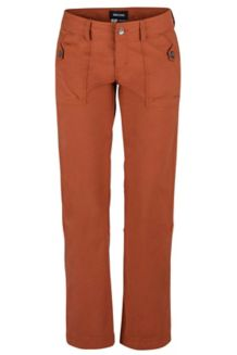 Wm's Ginny Pant, Terracotta, medium