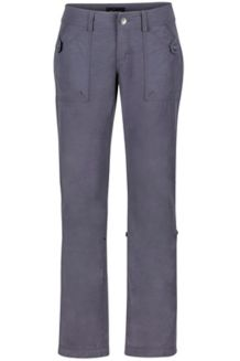 Wm's Ginny Pant, Dark Charcoal, medium