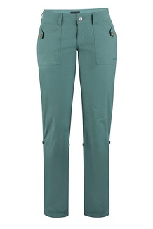 Wm's Ginny Pant, Mallard Green, medium