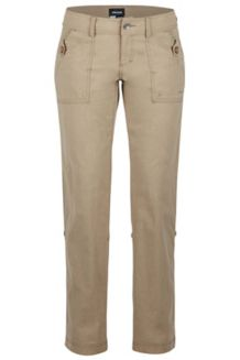 Wm's Ginny Pant, Desert Khaki, medium