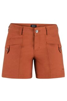 Wm's Ginny Short, Terracotta, medium