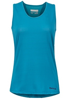 Women's Aero Tank, Late Night, medium