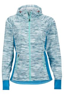 Wm's Muse Jacket, Slate Blue Blink, medium